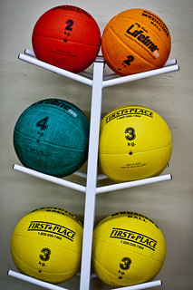 medicine-ball-tower