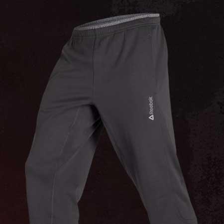 reebok live with fire sweat pants